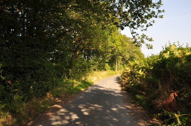 Mid Devon : Blackaller Lane
