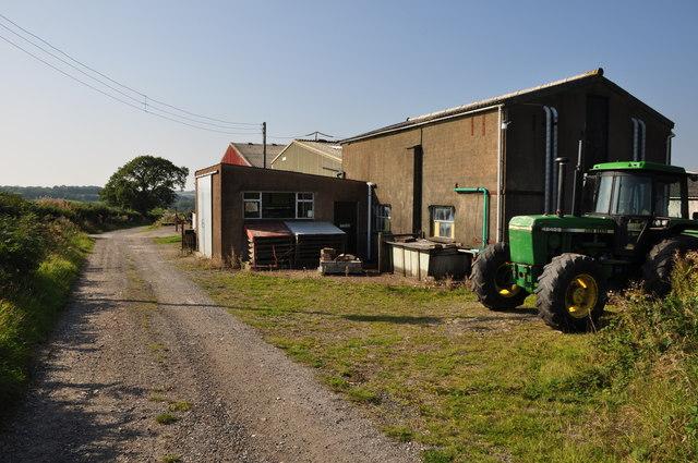Mid Devon : Ford Farm