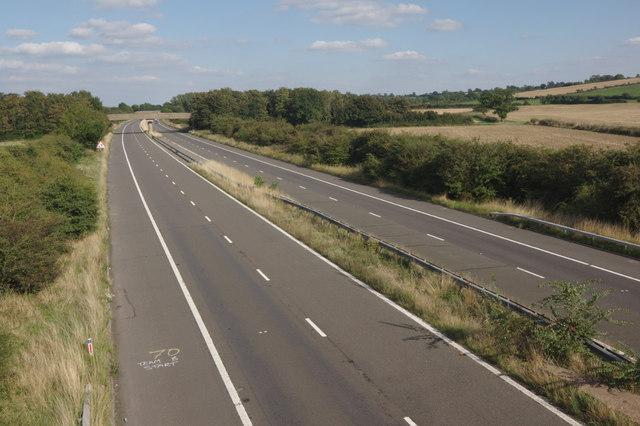 M45 at Onley