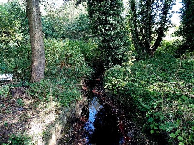 Whitehall Brook, Wilmslow