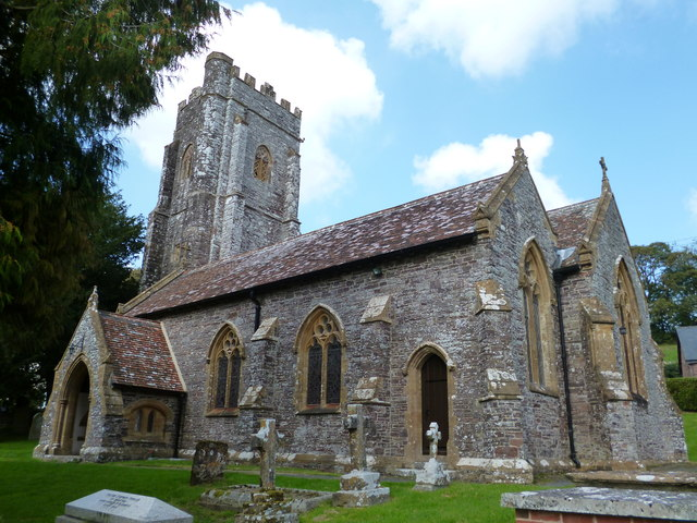 Chipstable, All Saints Church