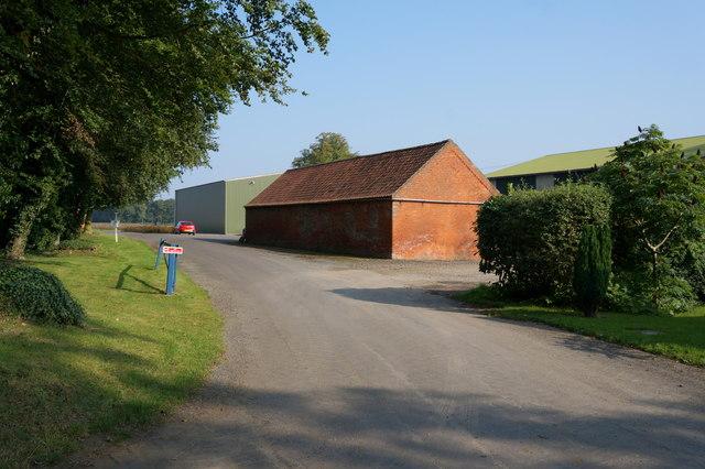 Manor Farm, Grainsby