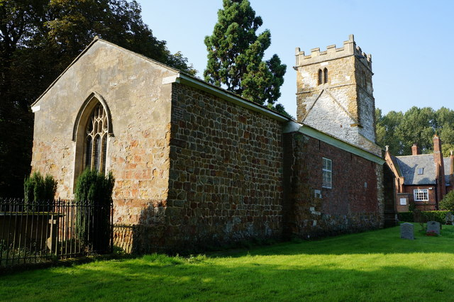 St Nicholas Church, Grainsby