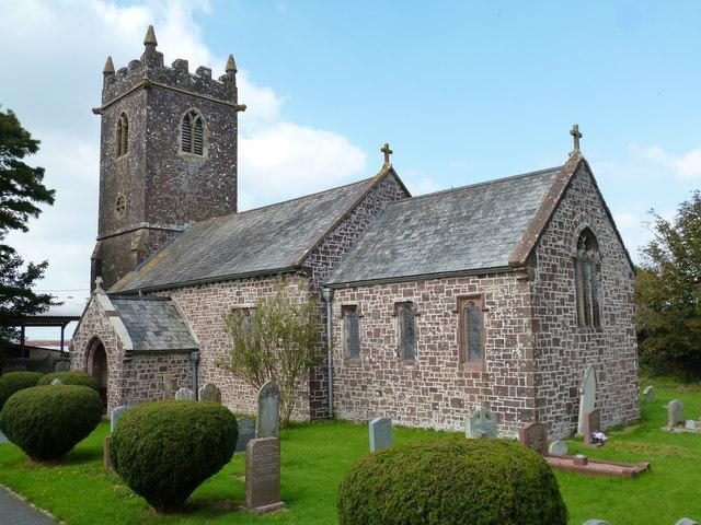 Thelbridge, St David