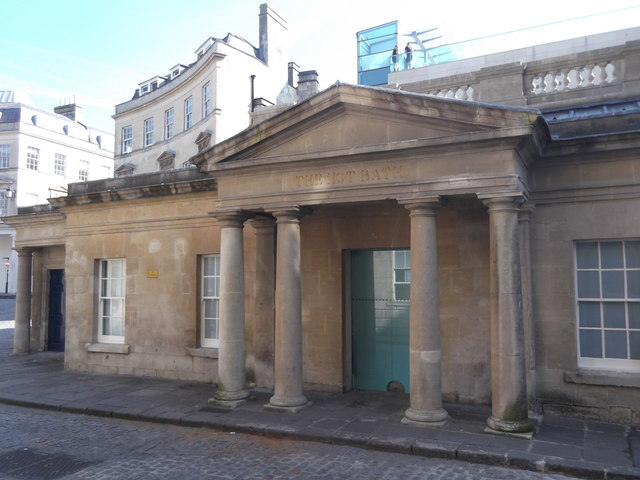 The Hot Baths, Hot Bath Street, Bath