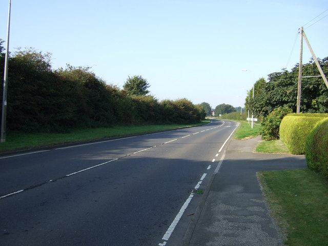 A614,  Thornholme
