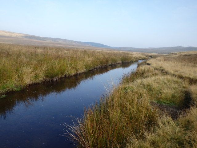 Afon Llechwedd mawr