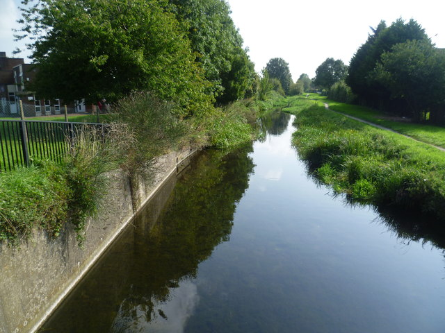 The Duke of Northumberland River at The Two Bridges