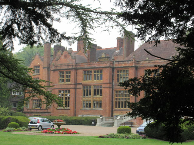 Convent of the Sacred Heart, Marden Park, Woldingham