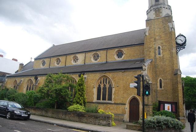 St Philip's Church, Earl's Court