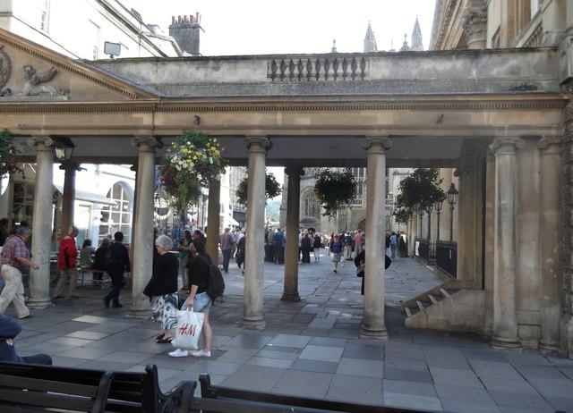 Colonnade, Stall Street, Bath