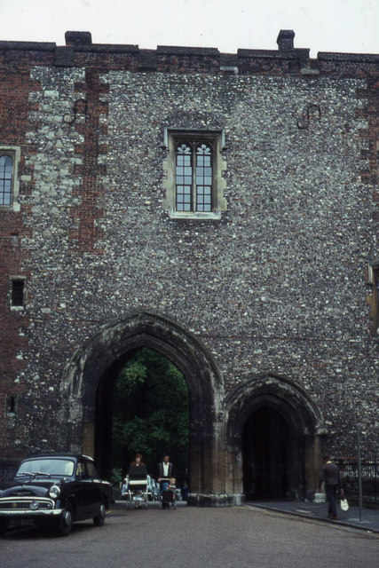 Abbey Gate, St. Albans