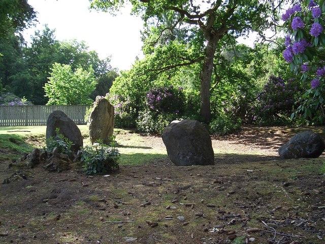 Druids Park Stone Circle