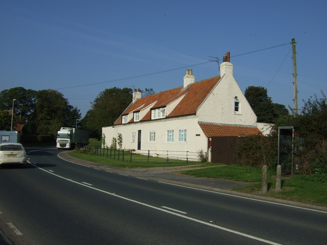 Cottage on Main Street (A614)