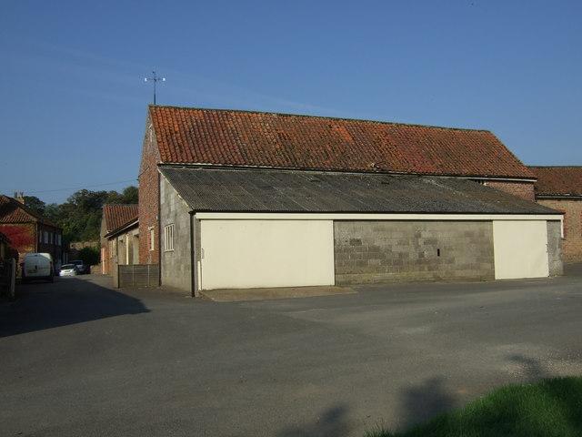 Home Farm, Burton Agnes