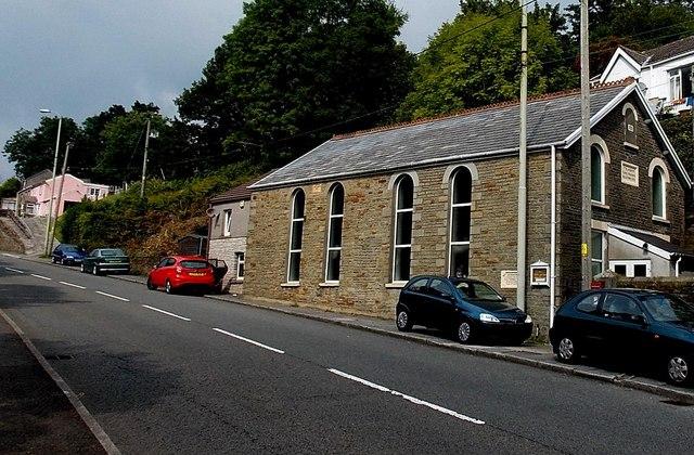 Former Tylagwyn Baptist Chapel