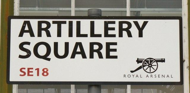 Artillery Square