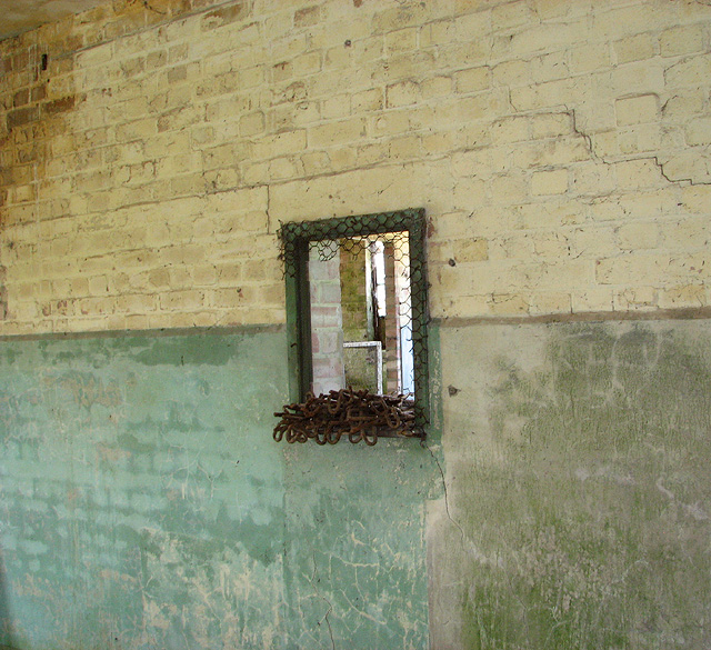The old Watch office - interior