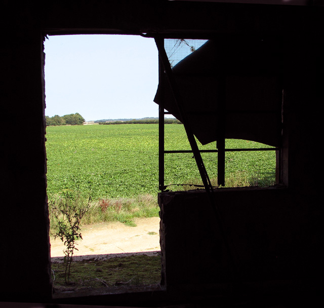 View from the old Watch office