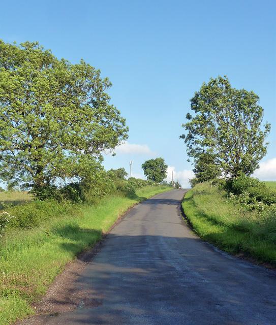 Roade Hill near Roade