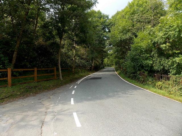 West Rhondda Road, Tylagwyn