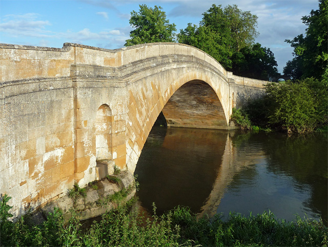 Bridge, Tyringham