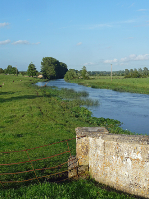 River Great Ouse, Tyringham