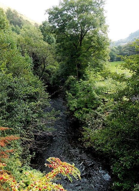 Afon Garw, Tylagwyn