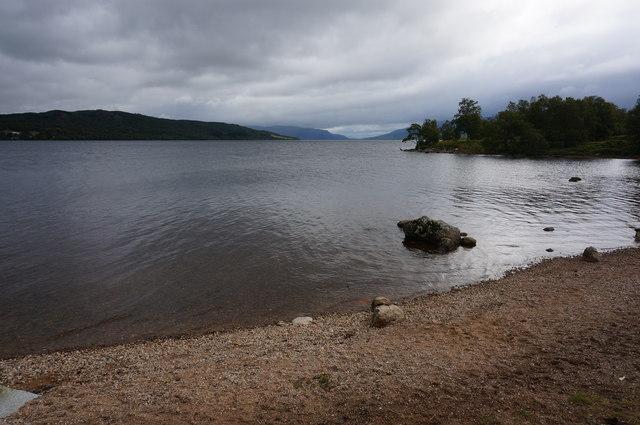Southshore, Loch Rannoch