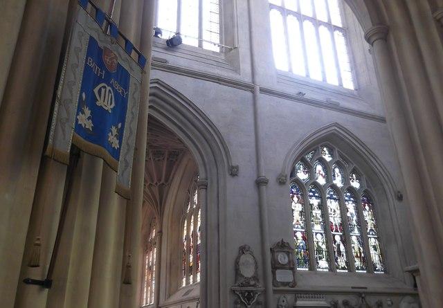 Interior, Bath Abbey