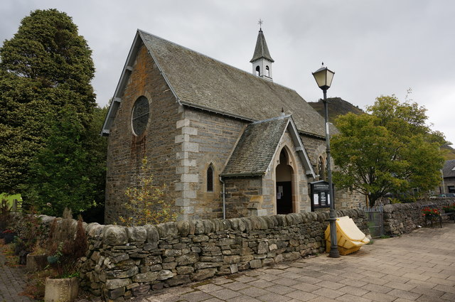 All Saints Episcopal Church, Kinloch Rannoch