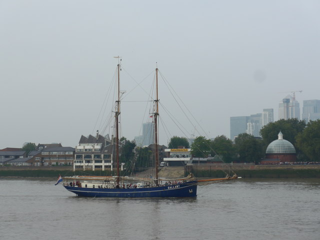 The Thames on Tall Ships Saturday (C)