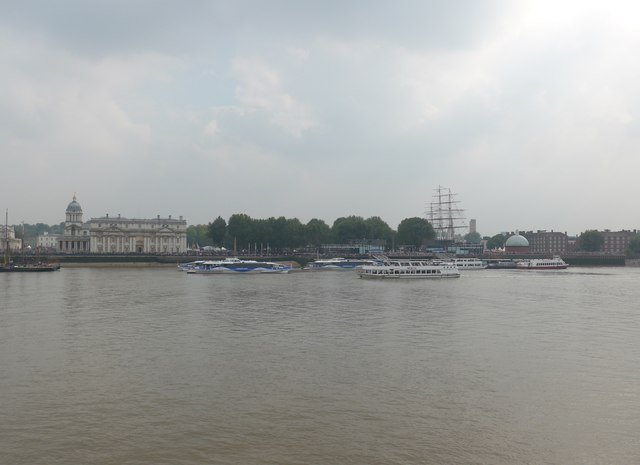 The Thames on Tall Ships Saturday (F)