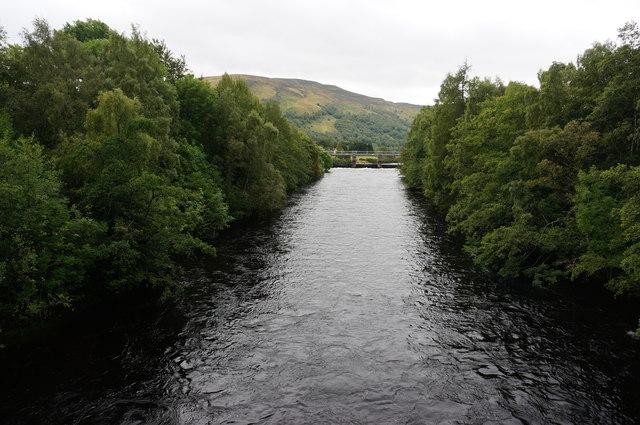 River Tummel, Kinloch Rannoch