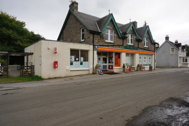 The Country Store and Post Office, Kinloch Rannoch