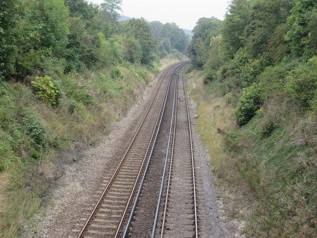Railway to Woldingham