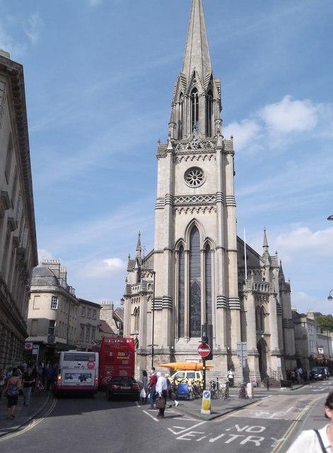 St Michael's Church, Broad Street Bath