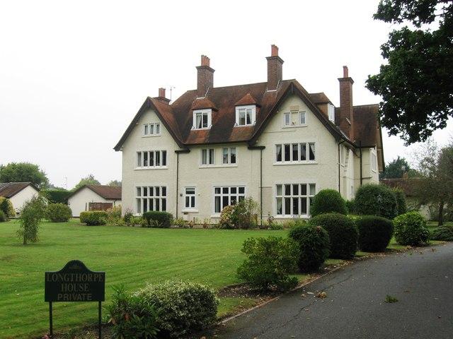Longthorpe House