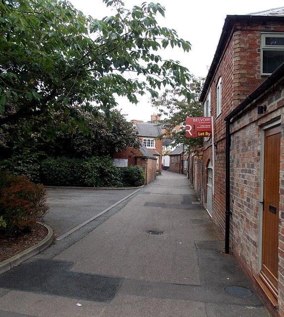 Park Lane, Melton Mowbray