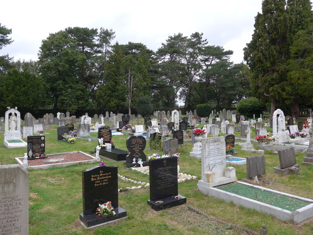 St Mary's Extra Cemetery Southampton (1)