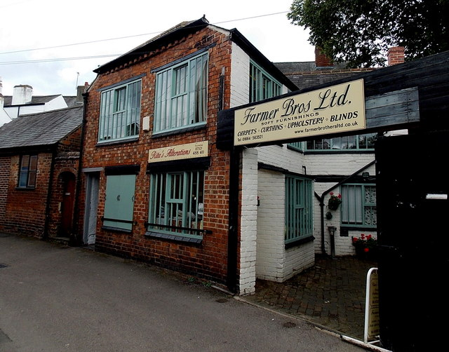 Farmer Bros Ltd, Park Lane, Melton Mowbray