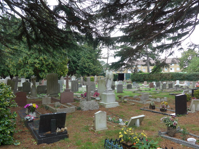 St Mary's Extra Cemetery Southampton (3)