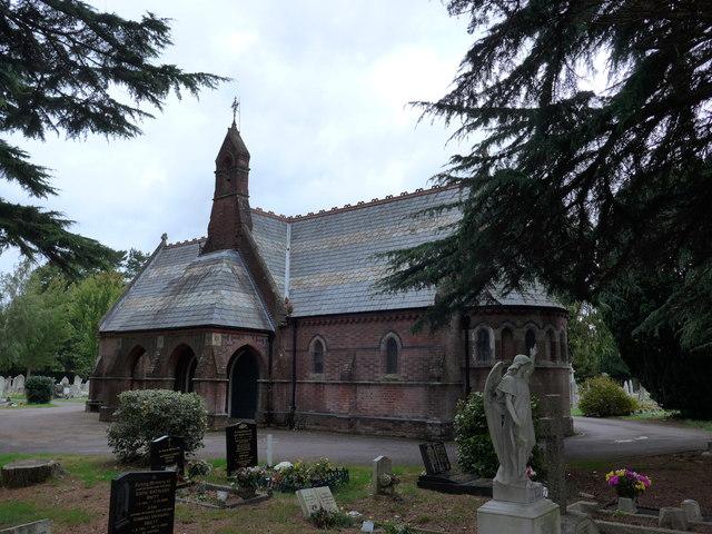 St Mary's Extra Cemetery Southampton (4)