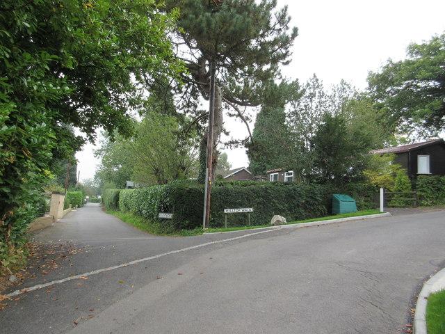 Junction at Hilltop Walk