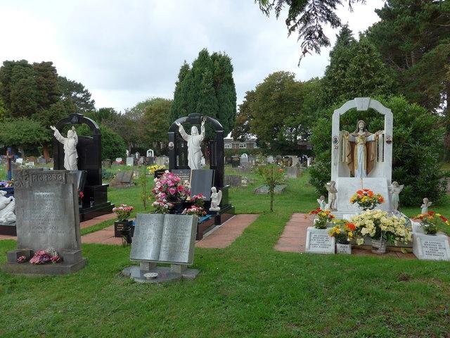 St Mary's Extra Cemetery Southampton (6)