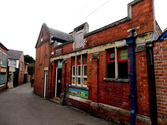 Penman Spicer Community Hall, Park Lane, Melton Mowbray