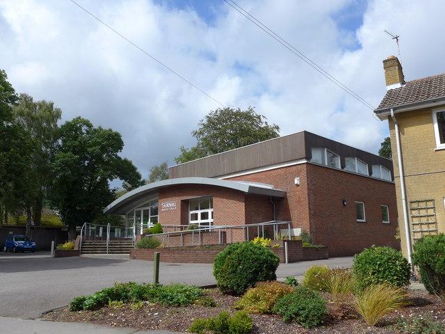 Thornhill Park Baptist Church