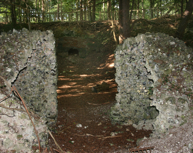 Remains of an Ice House