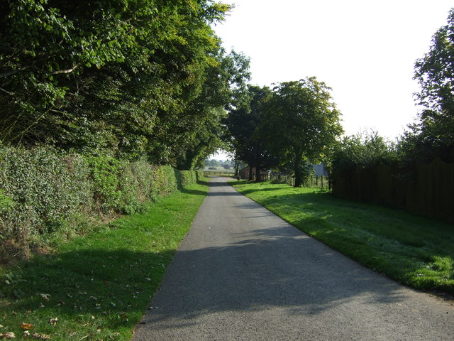 Back Lane, Burton Agnes