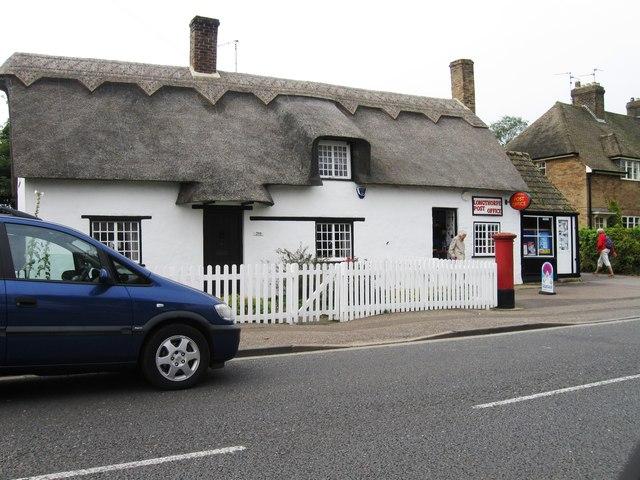Longthorpe Post Office